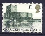 miniature Grande-Bretagne 1992 - Unificato N° 1613 - Castelli