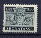 miniature Saint-Marin 1945 - Unificato N° 72