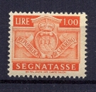 miniature Saint-Marin 1945 - Unificato N° 74