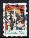 Australie  - 1992 -  n° 1577  (YT) Cirque en Australie (O)