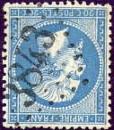 Gros chiffres 3843 St SAUVES Puy de Dôme / n° 22