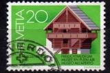 Suisse - 1980 -  n°1121 (YT) Musée en plein air de Ballenberg    (O)