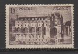 FRANCE  1944 - CHENONCEAUX - YT : 610