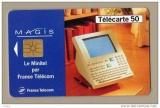 Télécarte - F568 Magis minitel - 50 unités - année 1995 Trés belle