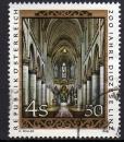 Autriche  - 1985 -  n°1631 (YT)  Cathédrale de Linz  (O)