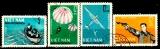 miniature  Viêt Nam du Nord 388 / 91 Jeux sportifs militaires