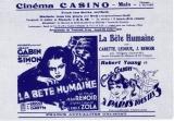 miniature Dunkerque Malo les Bains cinéma casino affiche de la