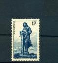 miniature Monaco 351 1/4 de cote 1951 Prince Albert neuf avec trace de charnière * TB MH cote 6.4