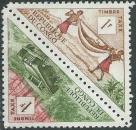 miniature Congo - Taxe - Y&T 0036-0037 (*)