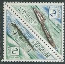 miniature Congo - Taxe - Y&T 0038-0039 (*)