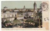 miniature cpa Mexique Veracruz Vista panoramica