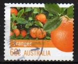 Australie - 2012 -  n°3613 (YT) Agricuture : Oranges (O)