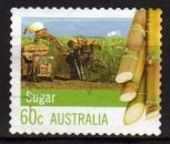 Australie - 2012 -  n°3614 (YT) Agricuture : Canne à sucre (O)
