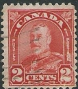 miniature Canada - Y&T 0143 (o) - Georges V -