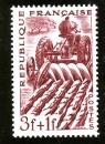 Année 1949 : Y. & T. N° 823 * avec trace de charnière