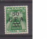miniature REUNION CFA  N°  TAXE  44     NEUF SANS CHARNIERE