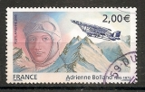France Poste aérienne N° 68 Adrienne Bolland 2€ oblitéré