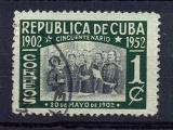 miniature Cuba 1952 - Scott N° 475