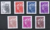 miniature France 4565 4571  Marianne   neuf **TB MNH sin charnela prix de la poste 10