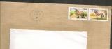 France 2013 Carnet Chevaux de trait N°823, 817.autoadhésif sur lettre