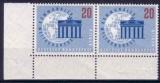 miniature Berlin - N° 168 ** paire CDF