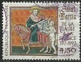 miniature France - 3078 oblitéré .