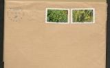 France  2012 Timbre issu du carnet Fruits  N° 693 et 686  autoadhésif  sur lettre