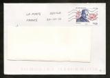France 2013 timbre N° 4724 Raphael Elizé oblitéré sur lettre