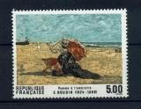 miniature FRANCE 2474 TABLEAU DE BOUDIN   neuf ** Tb MNH sin charnela cote 3