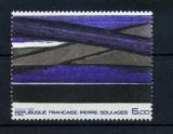 miniature France 2448 tableau de soulages neuf **luxe MNH SIN CHARNELA prix de la poste  0.76