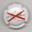 Capsule du champagne  DE CASTELLANE Brut  parfait état