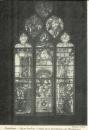 miniature Cpa 27 Conches,  Eglise ste Foy * vitrail de la glorification de l'eucharistie , non voyagée