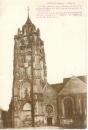 miniature Cpa 27 Bugles, l'église , voyagée