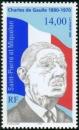 miniature Saint-Pierre et Miquelon 1995 25e anniversaire de la mort du Général de Gaulle - Y&T 622 **