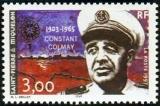 miniature Saint-Pierre et Miquelon 1997 Hommage à Constant Colmay - Y&T 641 **