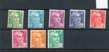 miniature France 806 813 Marianne de gandon 1948 neuf ** TB MNH cote 11