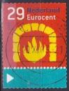 miniature PAYS BAS 2003 OBLITERE N° 2095