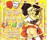 miniature France 2001 Sous-bock L´Alsacienne sans culotte - Belle du Carnaval