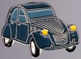 France Pin´s Citroën 2 CV bleue