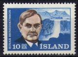 miniature Islande 1965 - Benedictsson   (g3438)