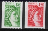 miniature France - N° 1981A et 1981B **