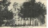miniature Cpa 57 Morhange , le palais de justice  - écrite 1939 * pays lorrain non évacué