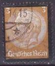 ALLEMAGNE REICH 1934 oblitéré N° 503