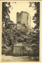 miniature  Cpa  27 Gisors , tour st Thomas - vieux château , non circulée