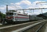 miniature ACACF 099 - Train - loco CC 40103 en gare - CAHORS - Lot 46 - SNCF