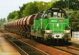 miniature ACACF 101 - Train - loco BB 69245 en gare - ARNAGE - Sarthe 72 - SNCF