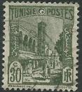miniature Tunisie - Protectorat Français - Y&T 0274 (o)