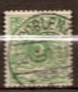 miniature Allemagne 1889-1900 YT 46 Obl 5 pfennig