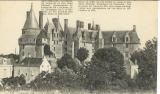 miniature Cpa  37 Langeais , le château façade méridionale ,  non écrite