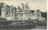 miniature Cpa  37 Ussé , le château , écrite 1912
